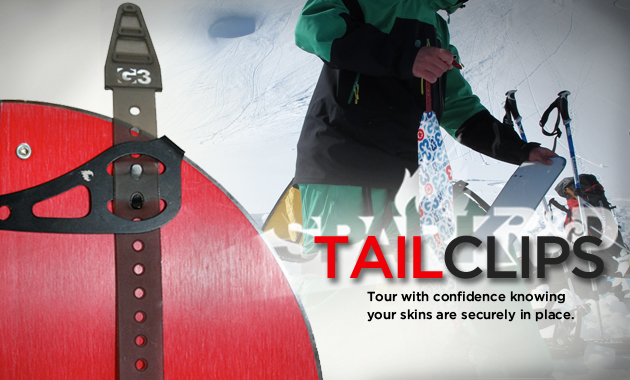 Spark R & D TailClips