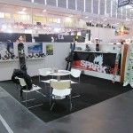 Our Booth at ISPO!