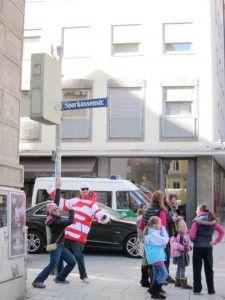 Where's Waldo? SPARK STREET!!