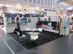 Our Booth!