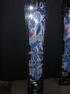 Death Label Coffin Splitboard