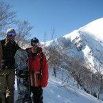 Jeff and Toshi Tenjin, Japan