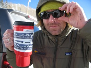 SEC Drinks Coffee. Spark loves coffee!
