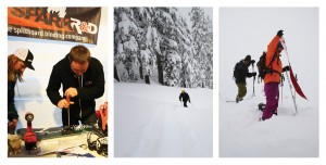 Demo Day / Pow Day