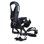 Arc-Black -rear wire-heel rest