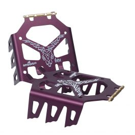 Purple Ibex Crampons