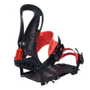 SparkRD-Surge-Red splitboard binding-rear