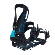 Arc-W-Black-Teal-Rear