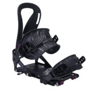 SparkRD-Surge-W-Black Purple splitboard binding-front