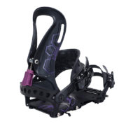SparkRD-Surge-W-Black Purple splitboard binding-rear