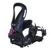 SparkRD-Surge-W-Black Purple splitboard binding-rear