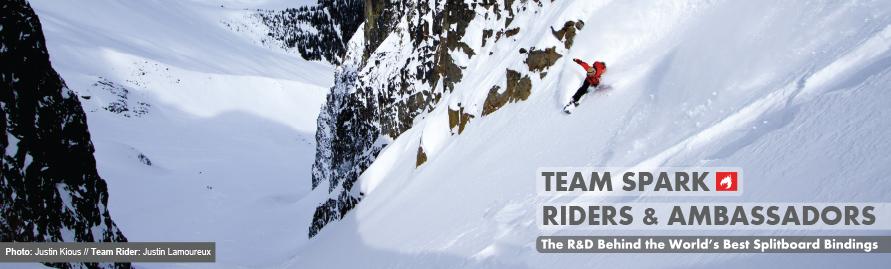 Spark R&D Team Riders