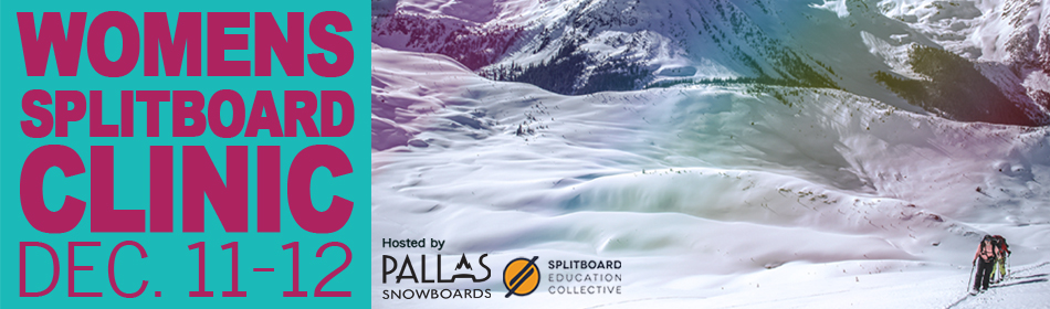 Women's Snowboard Clinic - Pallas Snowboards