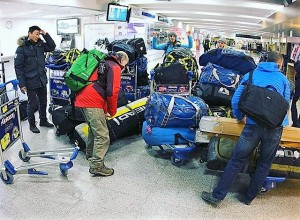 Return to Krygyzstan Baggage