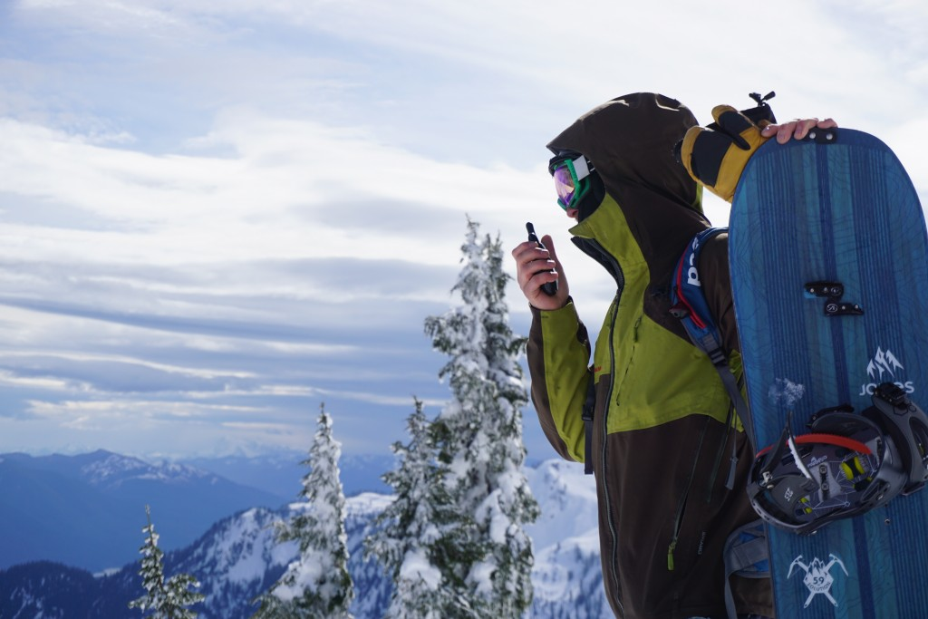 Avalanche course next step