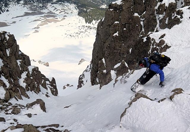 Handford Couloir