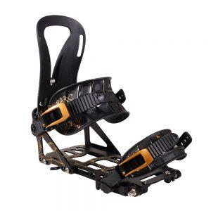T1 Splitboard Bindings & Crampons