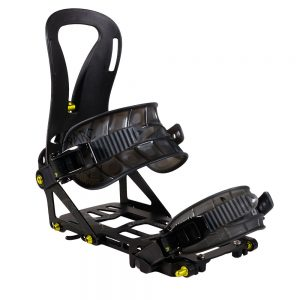 Pro Splitboard Bindings and Crampons