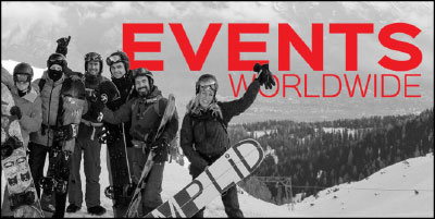 Events Calendar | Your List of backcountry events worldwide!