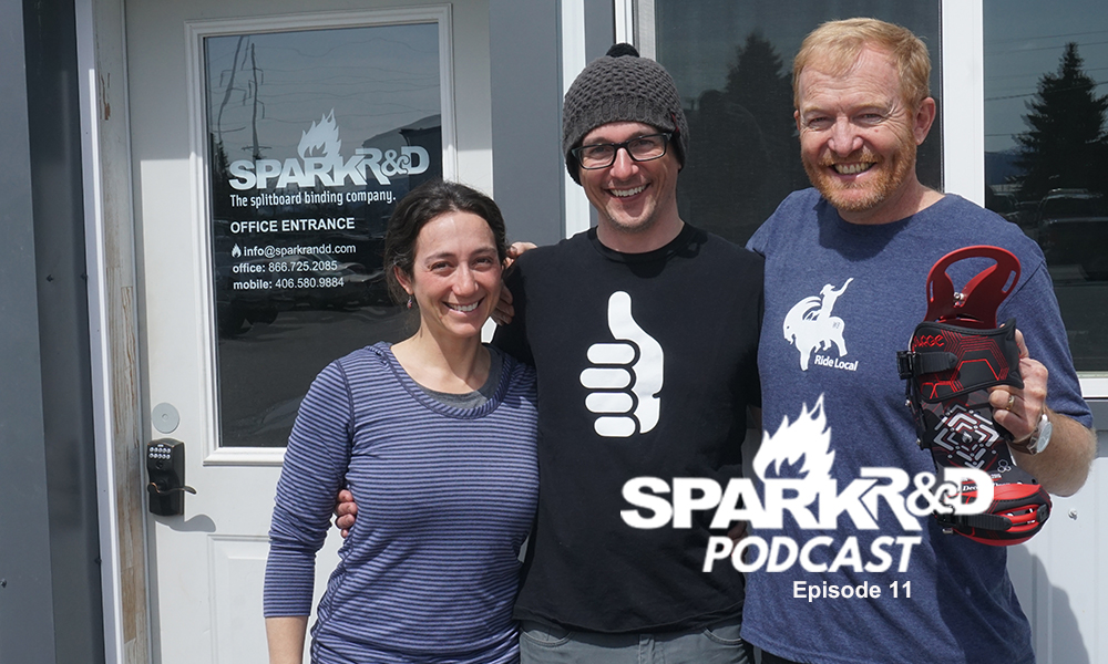Spark Podcast Jay Moore