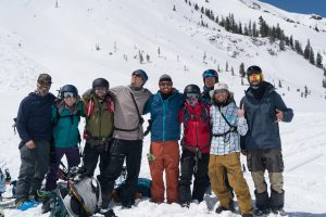 Group at Silverton Splitfest