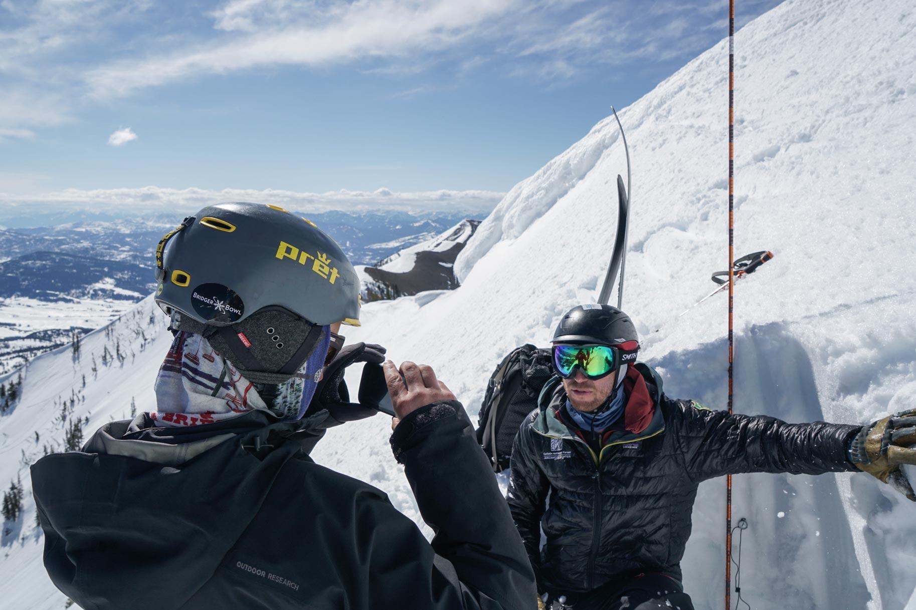 GNFAC video on saddle peak