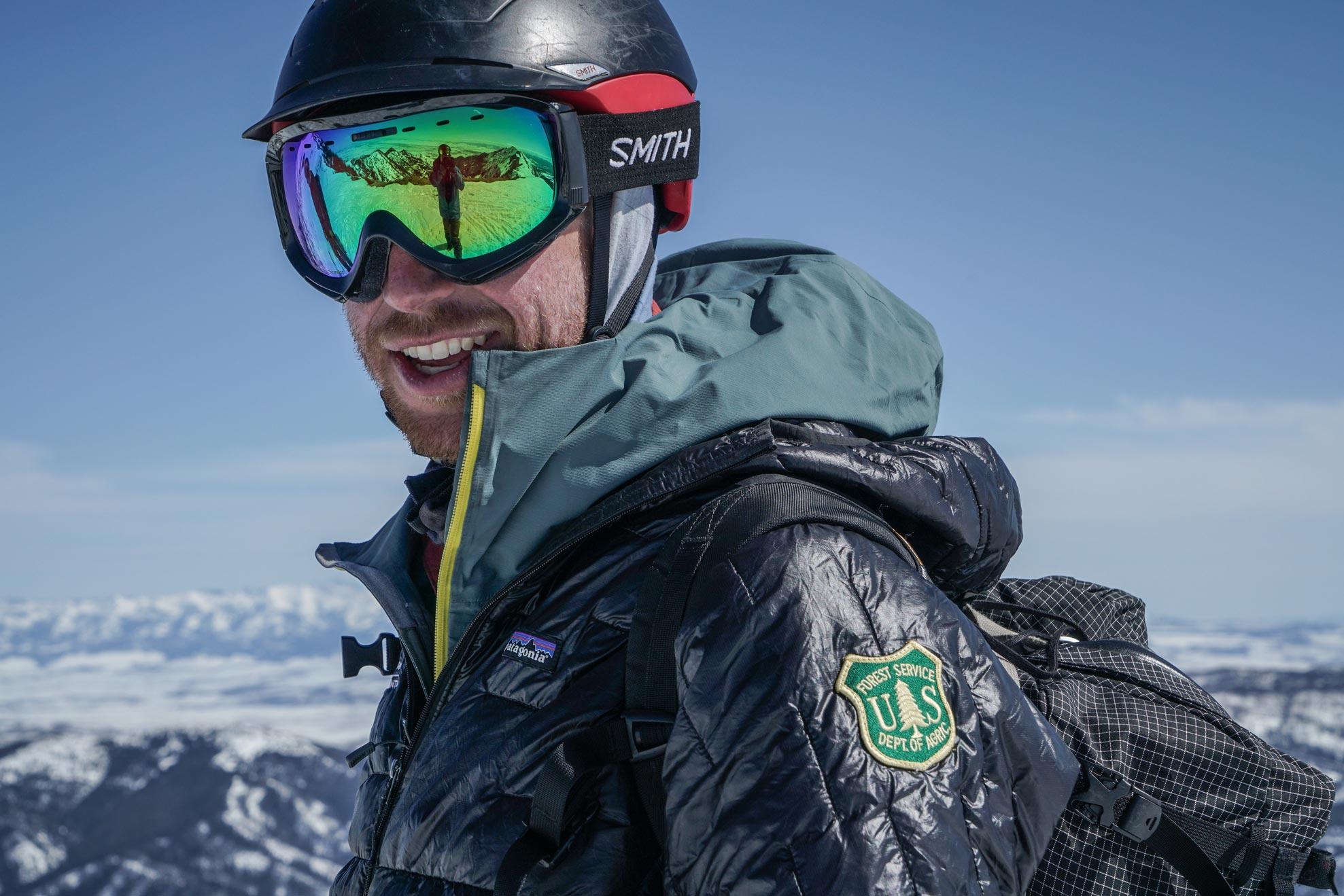 Alex Marienthal avalanche forecaster