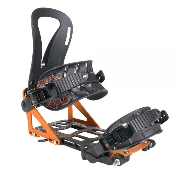 Mens Orange Arc Splitboard Binding