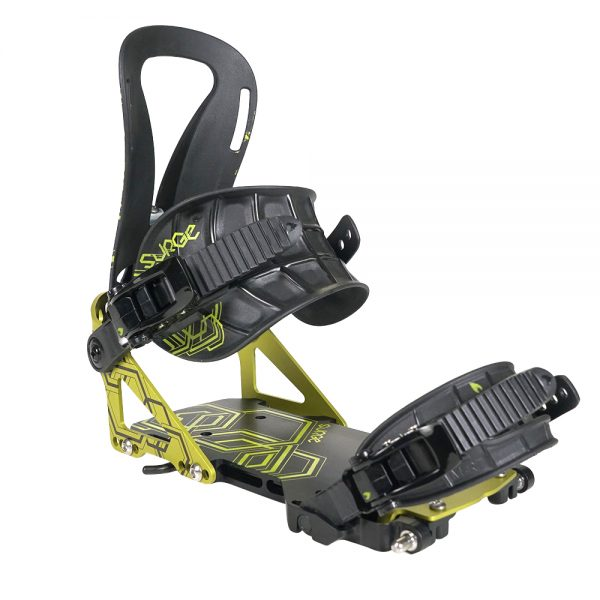 Mens Lime Surge Splitboard Binding