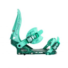 Women's Surge Spearmint Splitboard Bindings