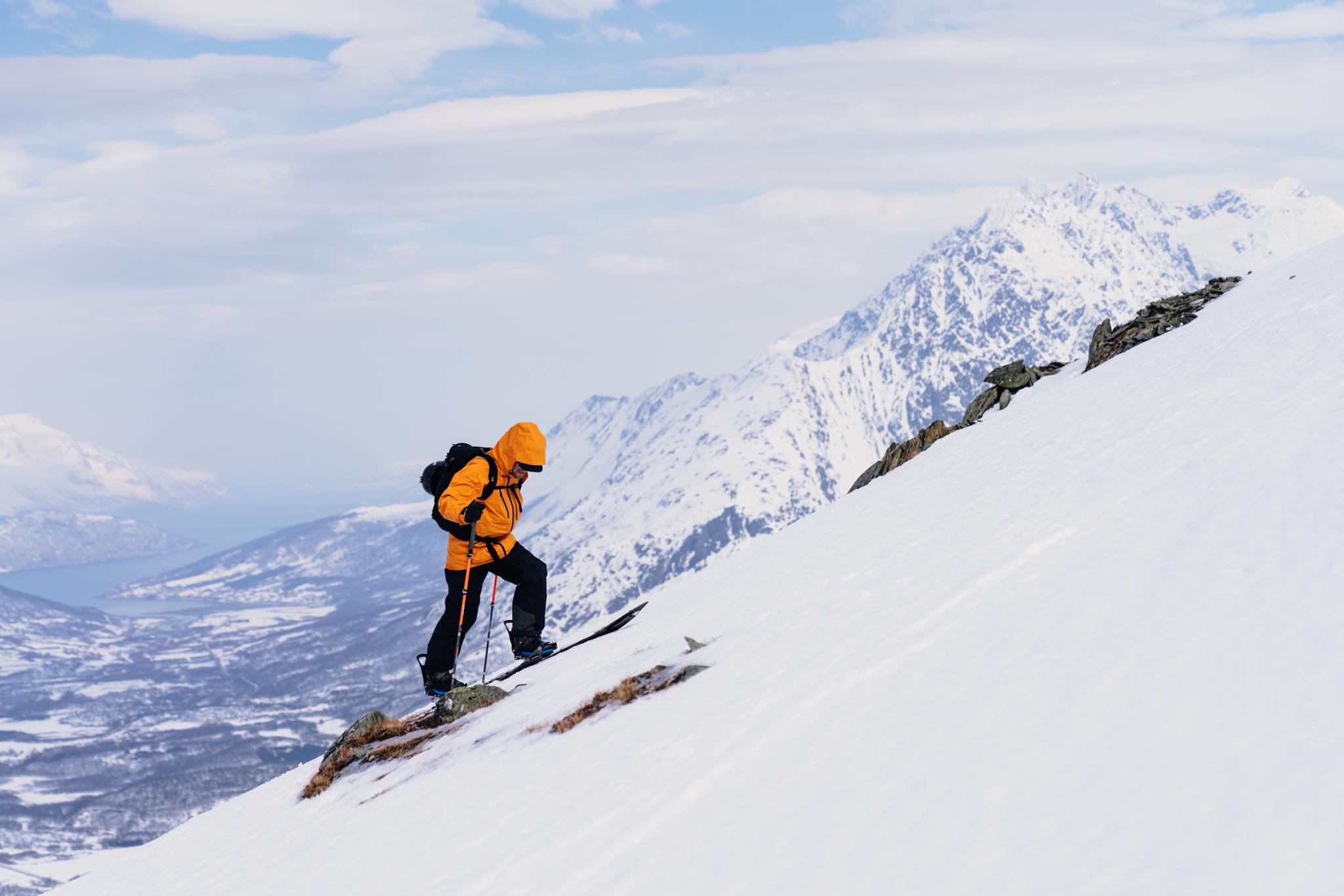 Antti Autti Splitboarding