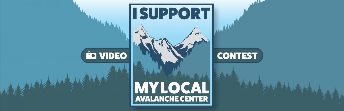 Local Avy Center Contest Graphic