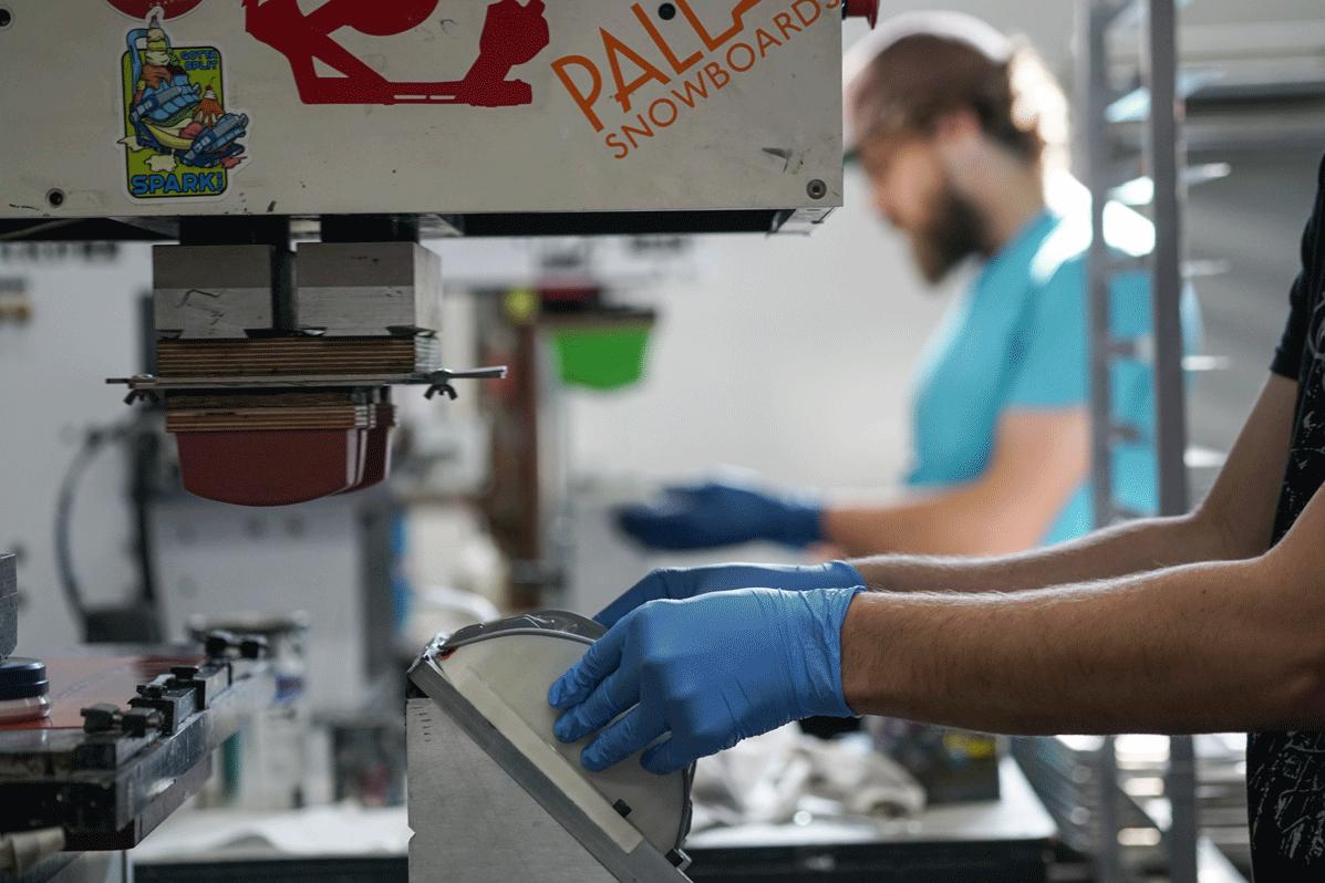 Pad Printing Spark R&D