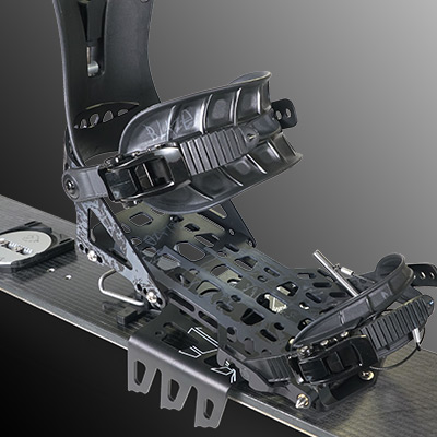 blaze splitboard bindings