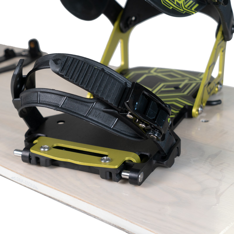 surge splitboard bindings