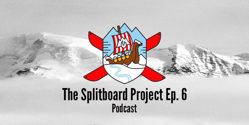 The splitboard project 6