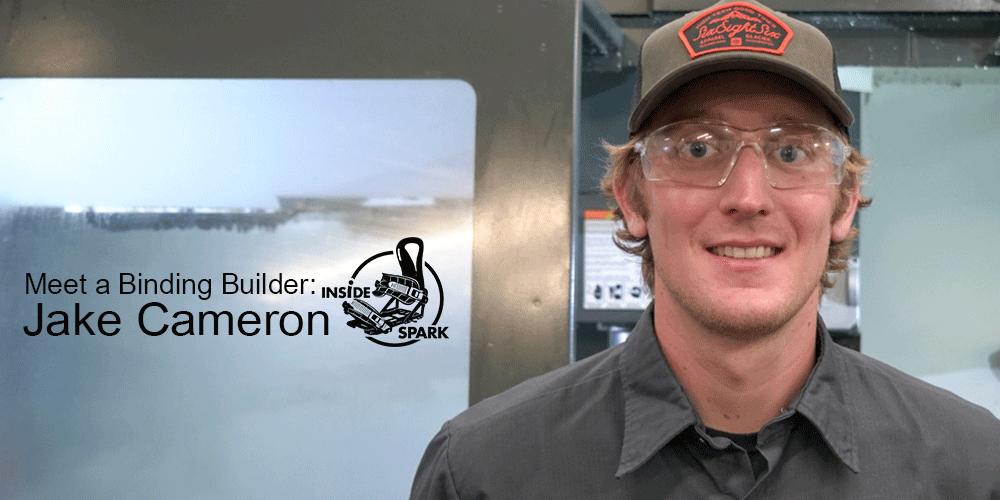 Jake Cameron Binding Builder